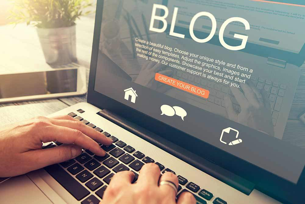 Blog Writing For Business